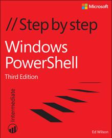 Windows PowerShell Step by Step, 3/e