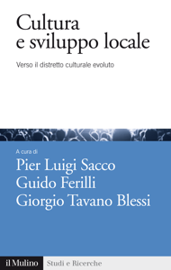 Cultura e sviluppo locale Libro Cover