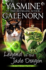 Legend of the Jade Dragon book summary
