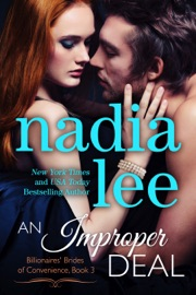 An Improper Deal (Elliot & Annabelle #1) PDF Download