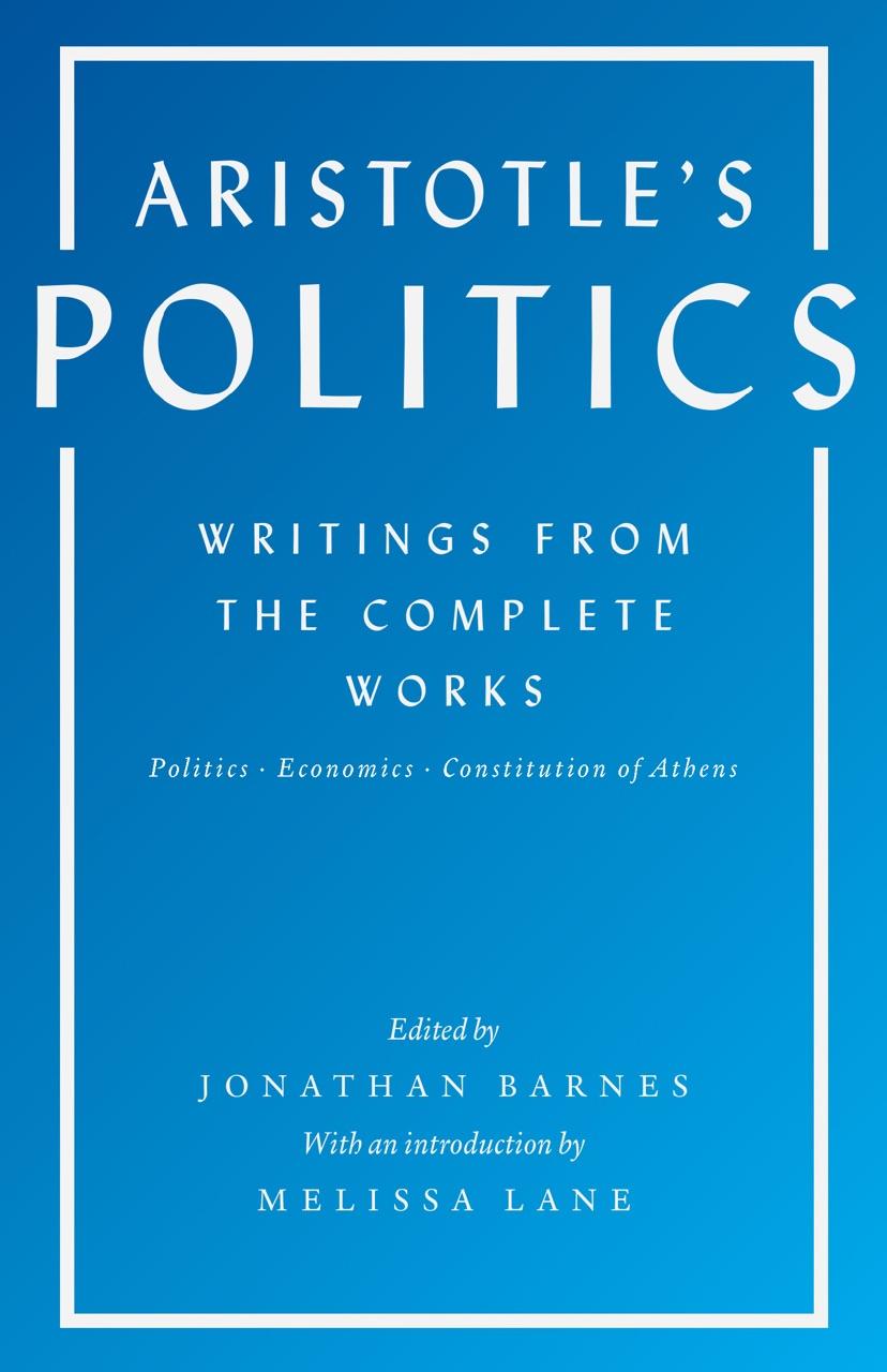 aristotle s view of politics