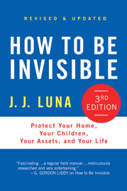 How to Be Invisible book