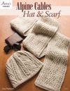 Alpine Cables Hat  Scarf