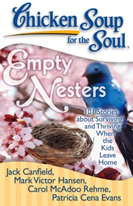 Chicken Soup for the Soul: Empty Nesters Book Cover