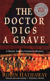 The Doctor Digs a Grave book