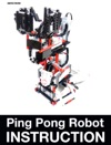 Ping Pong Robot Instruction