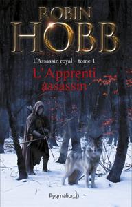 L'Assassin royal (Tome 1) - L'Apprenti assassin La couverture du livre martien
