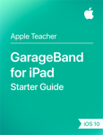 GarageBand for iPad Starter Guide iOS 10