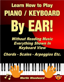 Learn How to Play Piano / Keyboard By Ear! Without Reading Music