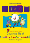1 to 10 Fruit & Vegetable Counting Book