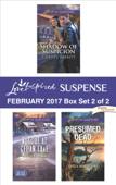 Harlequin Love Inspired Suspense February 2017 - Box Set 2 of 2