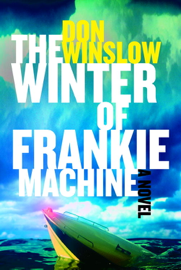 The Winter of Frankie Machine book