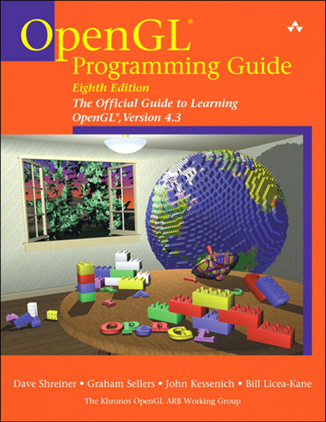 OpenGL Programming Guide: The Official Guide to Learning OpenGL, Version 4.3, 8/e