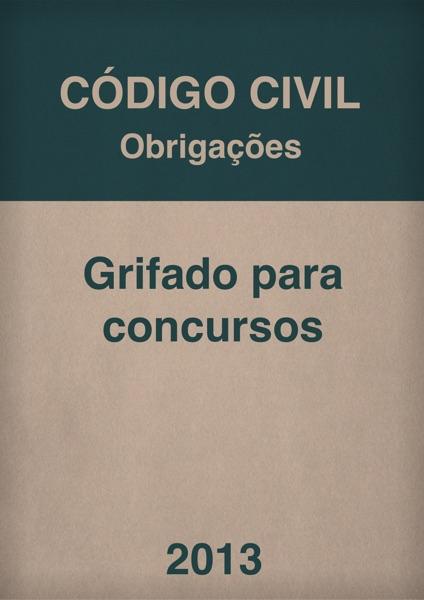 Código Civil - Obrigações