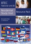 BTEC Travel And Tourism Unit 22 Residential Study Visit Resource Pack