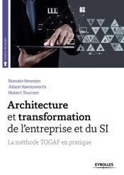 Architecture et transformation de l'entreprise et du SI