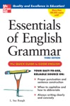 Essentials Of English Grammar