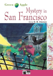 Mystery in San Francisco Book Cover