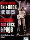Guitar Licks Of The Brit-Rock Heroes