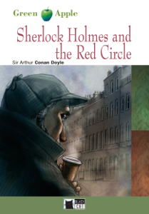 Sherlock Holmes and the Red Circle Libro Cover
