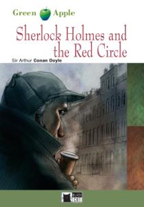 Sherlock Holmes and the Red Circle Copertina del libro