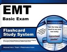 EMT Basic Exam Flashcard Study System: