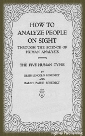 How to Analyze People on Sight (Illustrated + FREE audiobook download link)