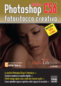 Adobe Photoshop CS6 da Luca Bertolli
