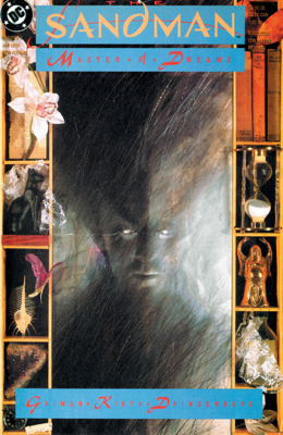The Sandman #1 - Neil Gaiman, Sam Kieth & Mike Dringenberg book
