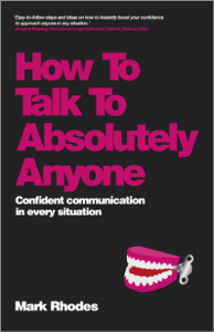 How To Talk To Absolutely Anyone La couverture du livre martien