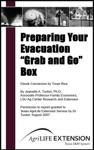Preparing Your Evacuation Grab And Go Box