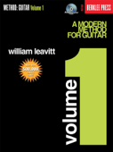 A Modern Method for Guitar - Volume 1 (Music Instruction)