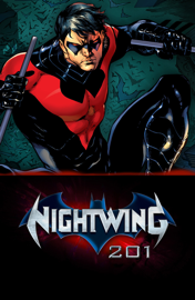 Nightwing 201 Booklet book