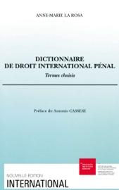Dictionnaire De Droit International P Nal