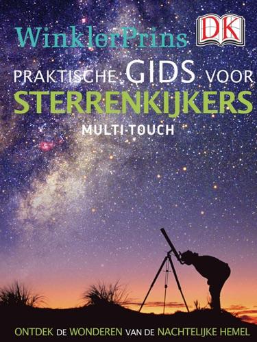 Praktische gids voor sterrenkijkers (multi-touch)