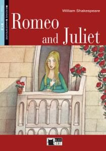 Romeo and Juliet Copertina del libro