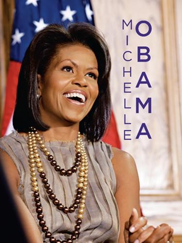 Sarah Parvis - Michelle Obama