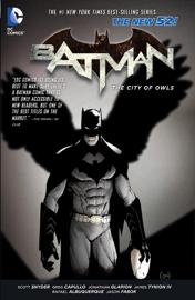 Batman Vol. 2: The City of Owls book