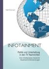 Infotainment Politik Und Unterhaltung In Den TV Nachrichten
