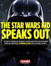 The Star Wars Kid Speaks Out