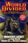 World Divided Book Two Of The Secret World Chronicle