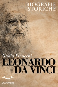 Leonardo da Vinci Book Cover