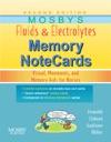 Mosbys Fluids  Electrolytes Memory NoteCards - E-Book