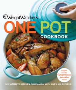 Weight Watchers One Pot Cookbook Book Cover