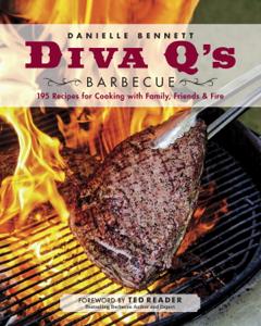 Diva Q's Barbecue La couverture du livre martien