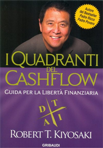 I Quadranti del Cashflow Copertina del libro