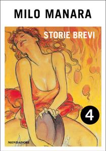 Storie brevi (4) Copertina del libro