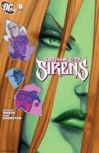 Gotham City Sirens (2009-) #8