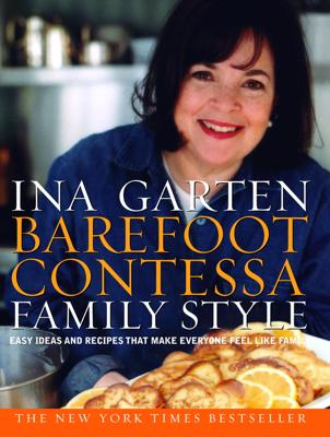 Barefoot Contessa Family Style - Ina Garten book