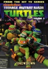Teenage Mutant Ninja Turtles Animated Vol 3 Showdown